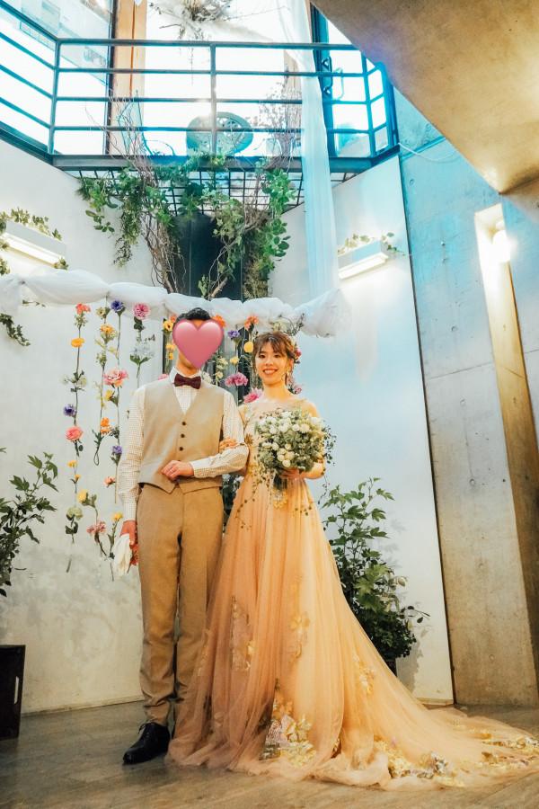 コロナ禍の結婚式でしたが、やって良かったです!