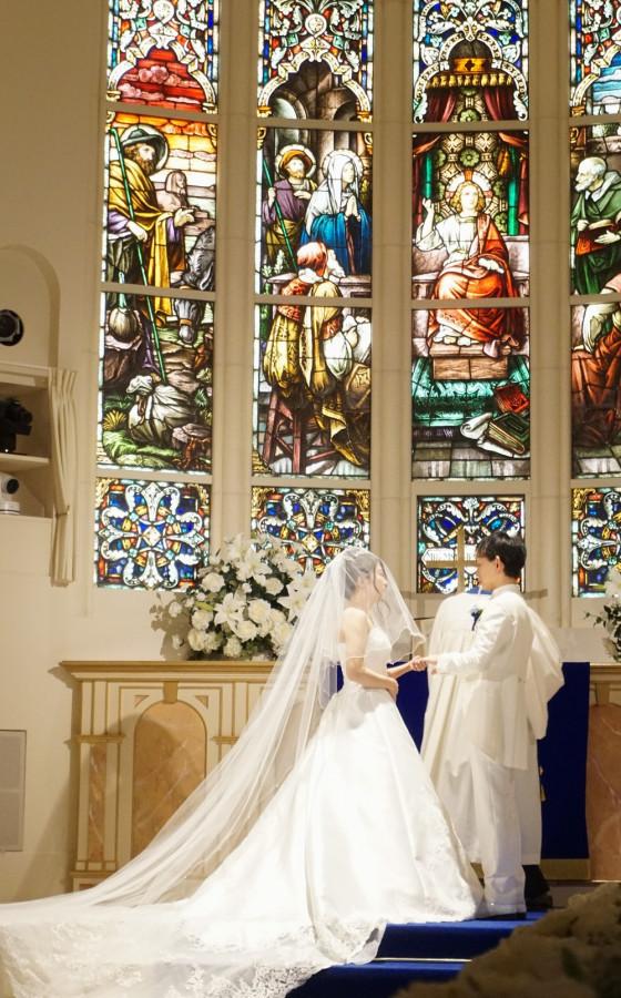 思い出の場所で開く、門出の結婚式