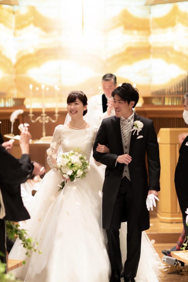 笑顔と恩返しがテーマの結婚式