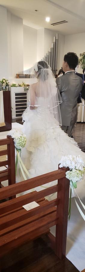 コロナ禍だったけど楽しかった結婚式