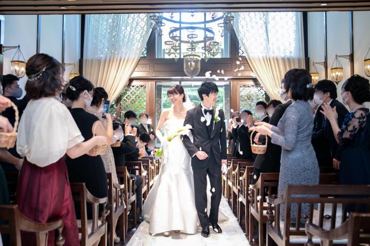 大切な皆様がゆったりと過ごせる結婚式
