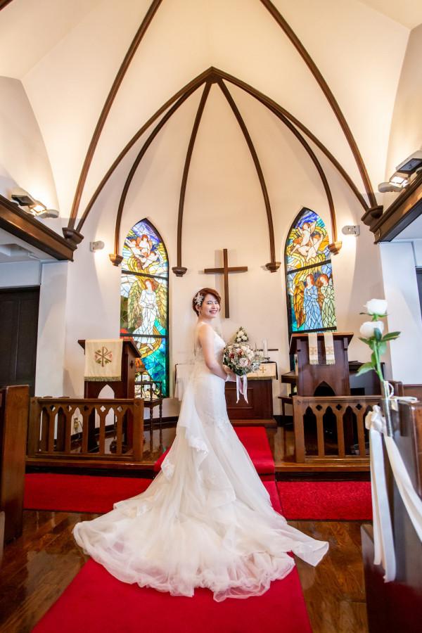 軽井沢でのふたり婚