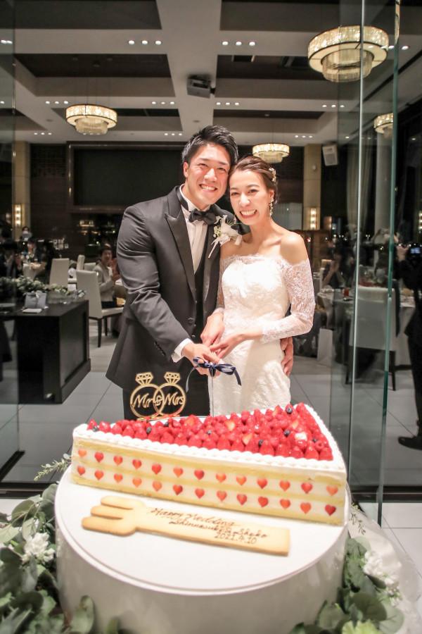 笑顔溢れる最高の結婚式でした!