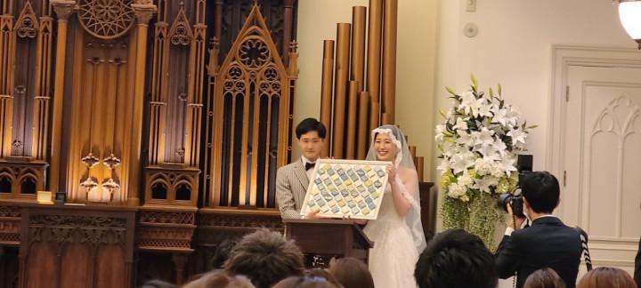 オリジナリティ溢れるこだわりの結婚式