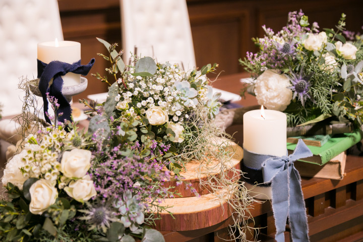 NATURAL  DENIM WEDDING