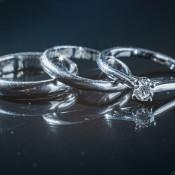 yさんの結婚指輪の写真