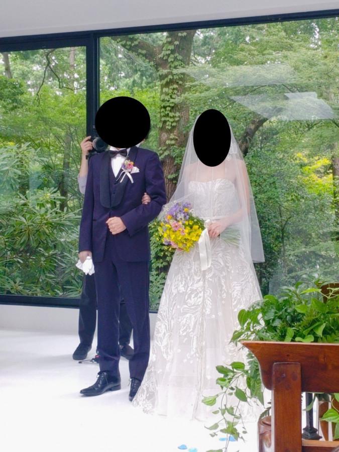 森の中のアットホーム結婚式
