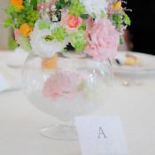 mayさんの装花の写真