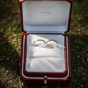 yyさんの結婚指輪の写真