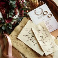 年賀状・結婚報告