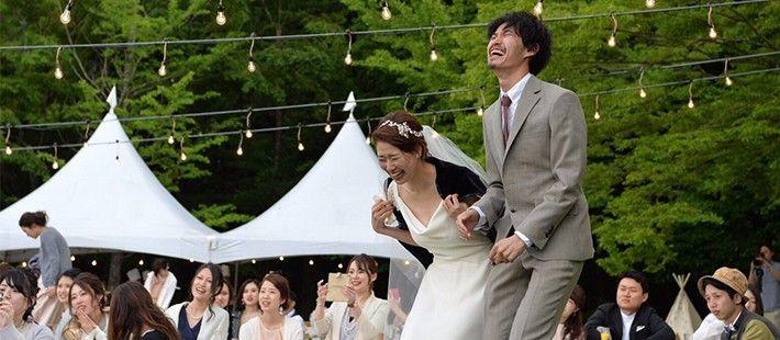 ふたりのやりたいことを実現した結婚式!自らプランナーとなって作ったセルフプロデュースウエディング