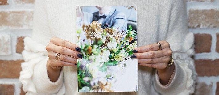 【編集部がやってみた!】「顔合わせしおり」のつくり方とデザインアイデア実例 #花嫁DIY