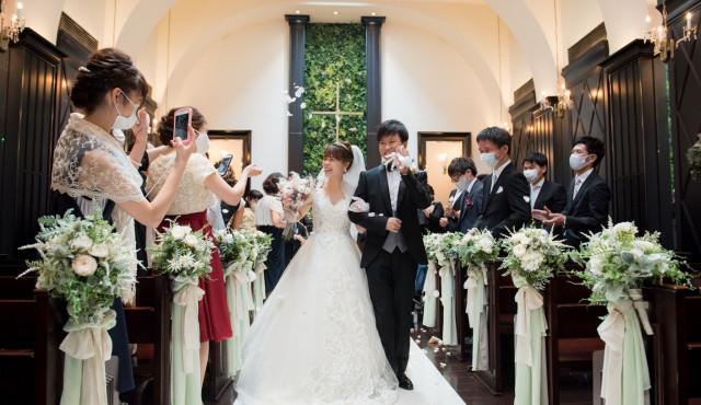 コロナ禍での結婚式の挙げ方を解説!コロナ対策・延期・キャンセル対応について