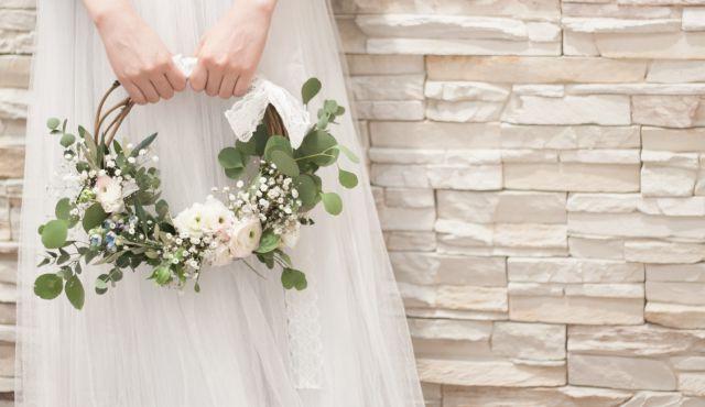 【編集部がやってみた!】リースブーケのつくり方とデザインアイデア実例 #花嫁DIY