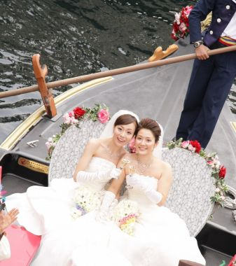 人生を変えた、結婚式。LGBTカッ...