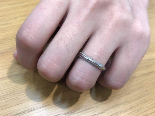 (ティファニー) 結婚指輪:Tiffany \u0026 Co