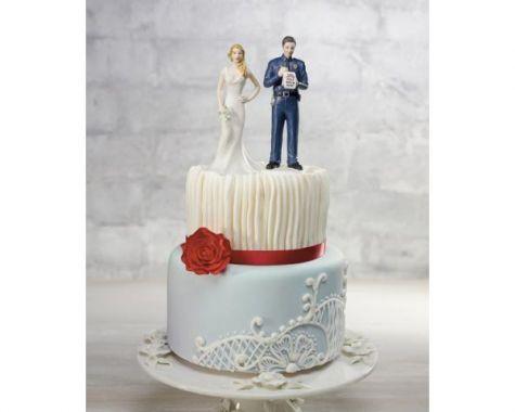 ウエディングケーキを華やかに♡ケーキトッパーのデザイン