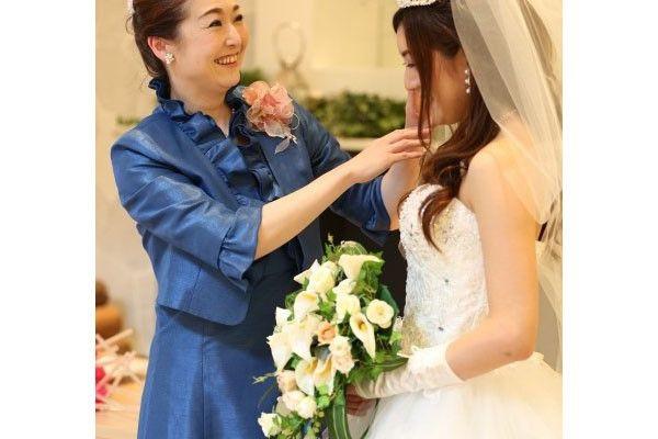 結婚式はお母さんもドレスで出席。ドレスのレンタルショップMama's Dressが提案!