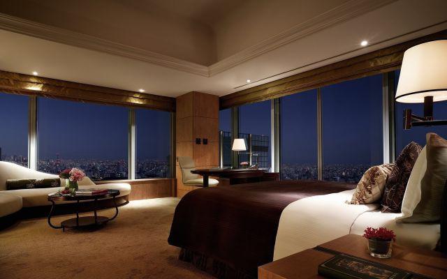 贅沢なひとときを堪能♡結婚式当日に宿泊できる東京都内のラグジュアリーホテル9選