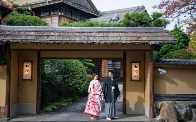 歴史と伝統を受継ぐ料亭ウエディングが叶う!名古屋の結婚式場7選