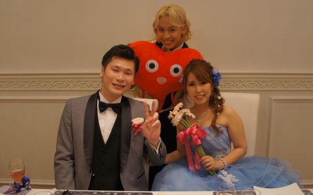 RYUCHELL(りゅうちぇる)が結婚式でラブソング披露!感動のサプライズイベントレポート