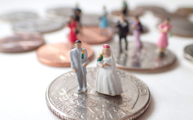 【連載】結婚式の費用*新郎新婦や両家、どんな割合で負担した?【第1回・ユキさんの場合】