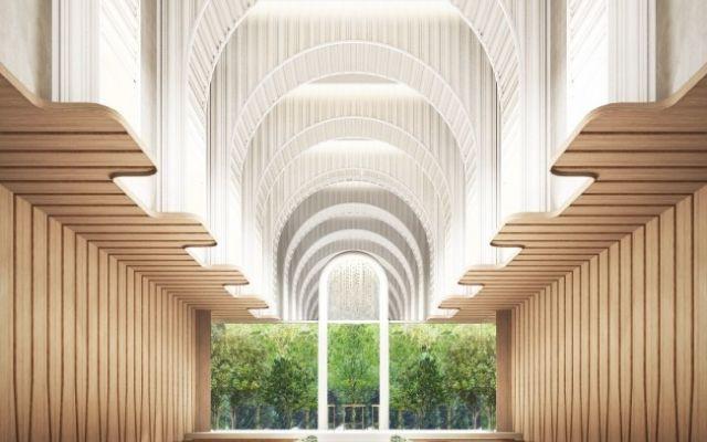 梅田駅から徒歩5分!緑豊かな貸切結婚式場「ブルーグレース大阪」が来春オープン