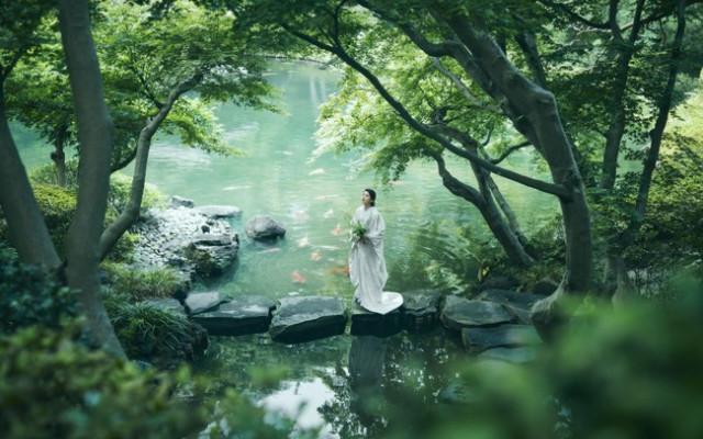 和婚を徹底サポート!八芳園×日枝神社×ザ・キャピトルホテル 東急の【和婚プレミアムプラン】
