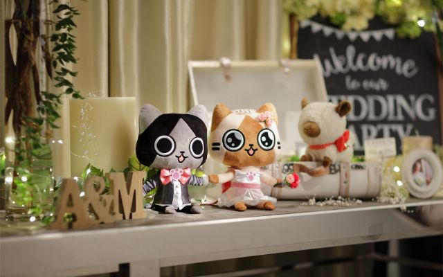 新WEB-CMも公開♪モンハンの世界を結婚式に!「モンスターハンター×ブライダルフェア」開催中
