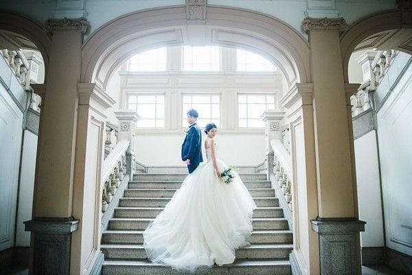 【真似したい構図&ポージングが見つかる♡】ハナレポ花嫁の前撮り写真25選