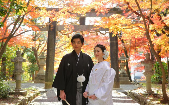 お手軽に、本格的な神社挙式が叶う!「和婚スタイル」が仙台・名古屋・広島に登場♡
