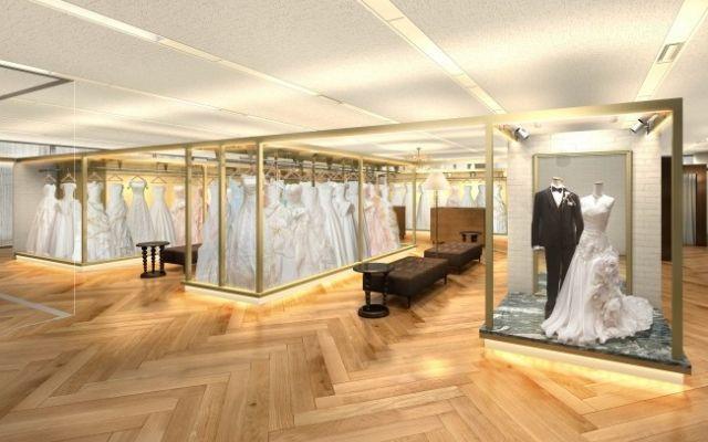 オリジナル衣裳も充実♡ドレスショップ「AULANOVA(アウラノーヴァ)」が大阪・梅田にオープン!