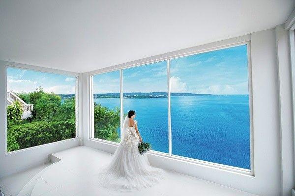 グアム・恋人岬からの絶景を独占!「オーシャンクリフ チャペル」が2020年7月オープン♪