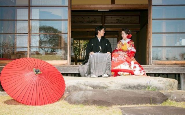日本屈指の温泉地で挙式ができる♡「旅館結婚式」が箱根エリアに新登場!