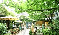 緑溢れる都心のリゾート