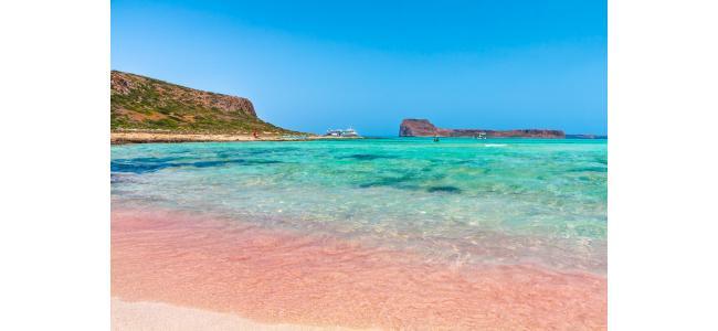 世界でここだけ!ピンクの砂浜で挙式するピンクサンドビーチ