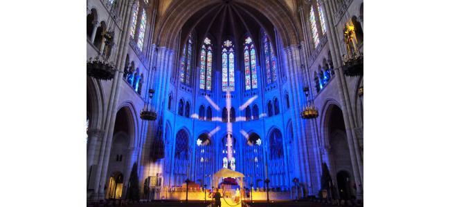 【世界のウェディングシリーズ アメリカ・ニューヨーク】 〈マンハッタン最大級の教会〉リバーサイド教会