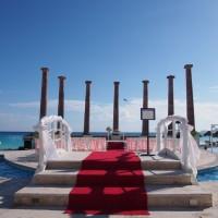 【世界のウェディングシリーズ メキシコ】 カリブ海のリゾート カンクンウェディングをオススメする理由
