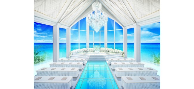 グアムで最も美しい白砂のオンザビーチチャペルが2019年1月にリニューアルオープン!