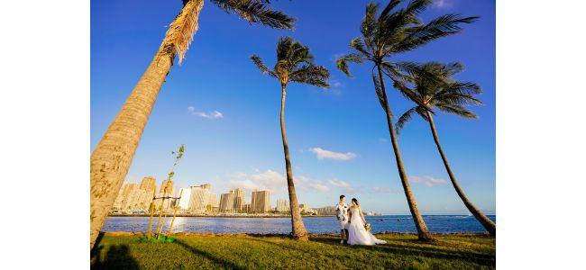 海外挙式やハネムーンを断念されたカップルの皆様へ、新しい生活様式によりそう新サービスを開始!