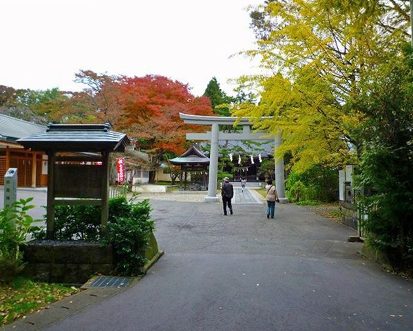 【隣接の神前式会場】彌高神社