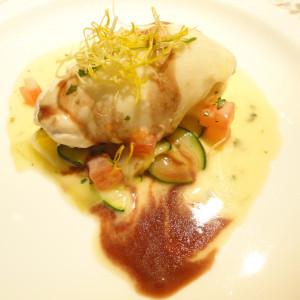 お魚料理|166052さんのホテルキャッスル(山形)の写真(213526)
