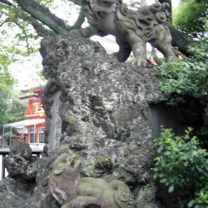 境内の狛犬 269002さんの千葉神社の写真(72763)
