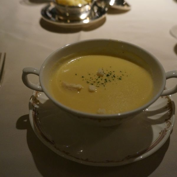 スープ(試食会にて)