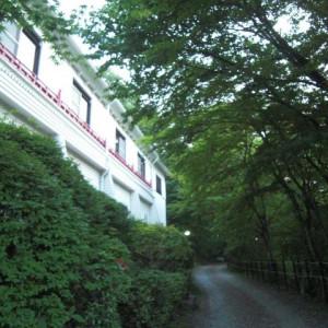 庭から川に下りられる|322745さんの日光金谷ホテルの写真(7001)