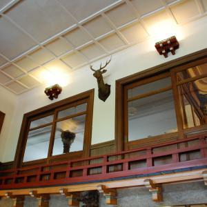 ロビーから見た二階部分|322745さんの日光金谷ホテルの写真(7089)