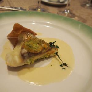魚料理(真鯛のペルシャード 335765さんのCasa Noble OSEIRYUの写真(433218)