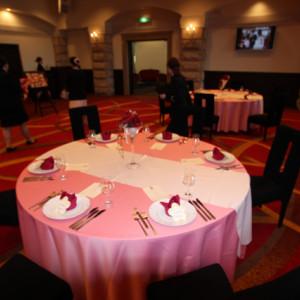その他の会場にて テーブルコーディネート|338845さんの上田玉姫殿の写真(20600)
