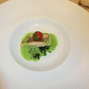 鮮魚のソテ 木の芽の香り|339424さんのホテルメトロポリタン エドモント(JR東日本ホテルズ)の写真(631878)