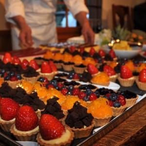 ケーキビュッフェの様子|341066さんの仏蘭西舎すいぎょくの写真(335738)